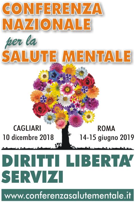 Conferenza Nazionale per la Salute Mentale – Roma 14 -15